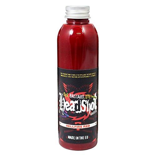 , Größe:150 ml, Farbe:Hellfire Red