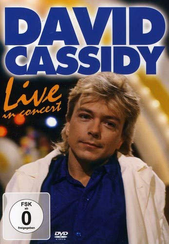 David Cassidy - Live in ()