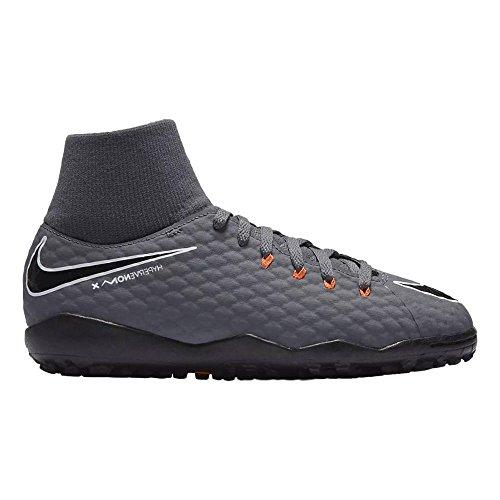 the best attitude e05c3 862ee Nike Jr Phantomx 3 Academy DF TF Chaussures de Fitness Mixte Enfant,  Multicolore (Dark