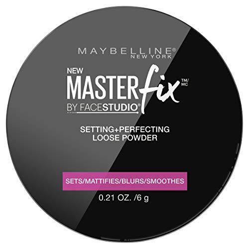Maybelline Master Fix Polvo Translúcido - 6 g