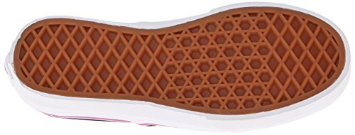 Vans AUTHENTIC Unisex-Kinder Sneakers Schwarz ((ClearEylts)Blk FC6)