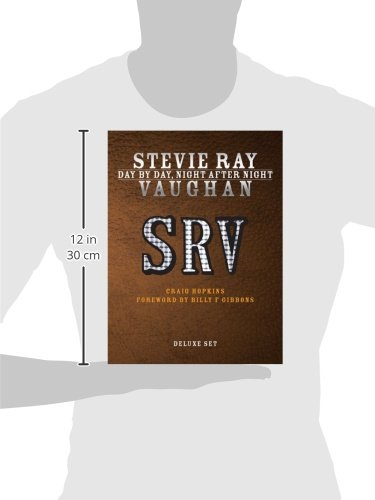 Stevie Ray Vaughan: Day by Day, Night After Night (Slipcase)