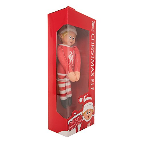 8048e2c7372 Liverpool FC LFC Christmas Elf Official from New Balance - Fields Of ...