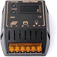 Sunix® 20A Unità di controllo solare regolatore di carica Display