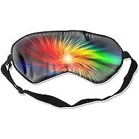 Schlafmaske, abstrakte Farben, tiefe Erholung, Augenmaske mit verstellbarem Kopfband, Schlafzufriedenheit garantiert... preisvergleich bei billige-tabletten.eu