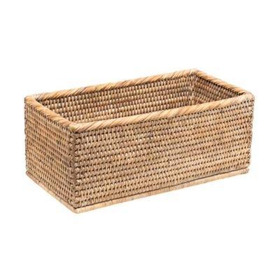 Decor Home Baskets (Basket Utensilienbox - Rattan beige)