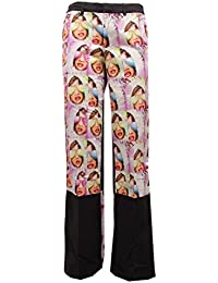 8394U pantalone donna CUSTO BARCELONA pant trouser woman