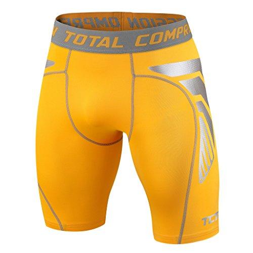Männer Jungen Total Compression Advanced CarbonForce Pro Basis Schicht Shorts Thermal Funktionsunterwäsche Kompressionsshort Armour Test