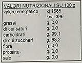 Mera & Longhi Caramelle Quadre Bergamotto - Confezione da 1 kg