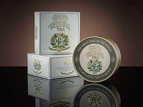 TWG Singapore - The Finest Teas of the World - Grand Wedding - 100gr Kaviar Dose