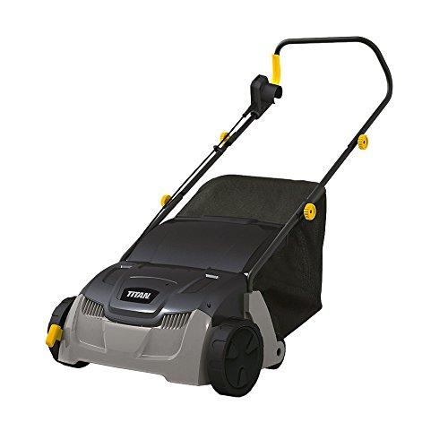 Titan TTB428GDO 32cm 1300W Lawn Scarifier 230V Test