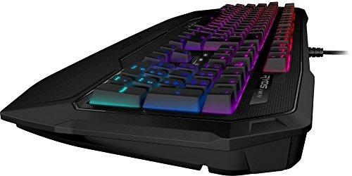 Roccat Ryos MK FX RGB Mechanische Gaming Tastatur (DE-Layout, Per-key, RGB Multicolor Tastenbeleuchtung, MX Key Switch RGB braun) - 7