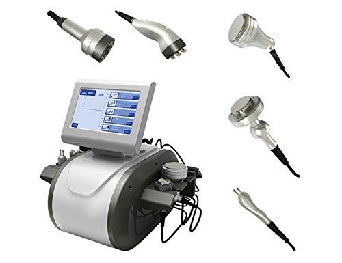 Elitzia Body Shaper Gewichtsverlust 6 in 1 Multifunktionale Kavitation RF Vakuum Schlankheits Maschine ETRU5