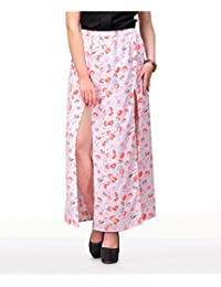 Yepme Women's Synthetic Skirts - YPMSKRT5073-$P