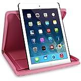 Filofax 829864 - Funda con tapa para iPad, diseño contra la lucha del cáncer de mama