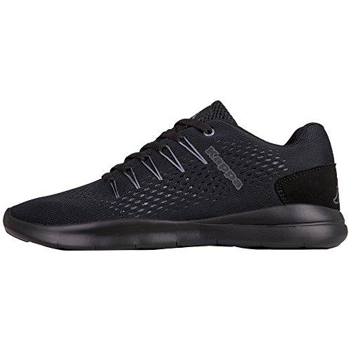 Kappa Unisex Adulto Nexus Sneaker Nero (nero)
