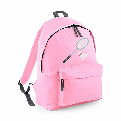 apparel-printing-emoji-badminton-racquet-and-shuttlecock-fashion-backpack-classic-pink