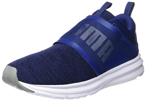 Puma Enzo Strap Knit, Chaussures Multisport Outdoor Homme