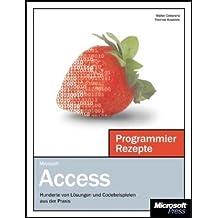 Microsoft Access - Programmier-Rezepte