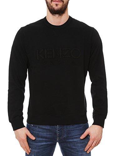 kenzo-mens-f665sw1484mc99-black-cotton-sweatshirt