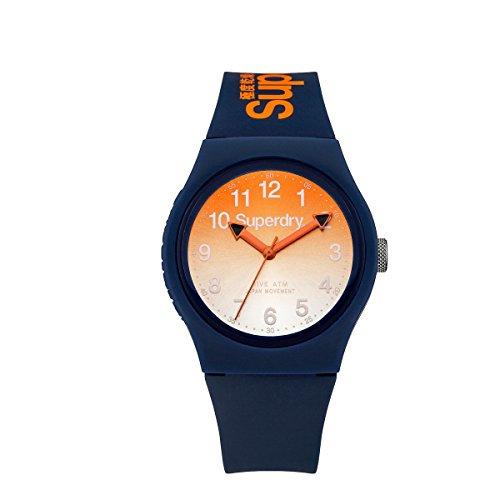 Superdry Unisex-Armbanduhr SYG198UO