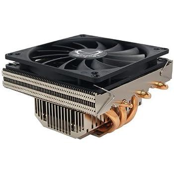 Scythe 6835 - Dissipatore per CPU, Nero