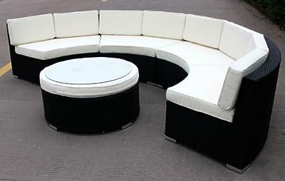 Sitzgruppe 'Moon' von Sim-furniture