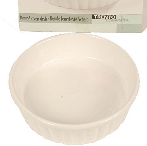 Ceramic 15.5cm Round Oven to Table Baking Serving Dish in Choice of Deals (Single)
