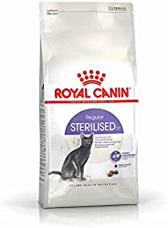 ROYAL CANIN FELINE HEALTH NUTRITION STERILISED 2 KG SPAYED NEUTERED CAT APPETITE CONTROL FOOD