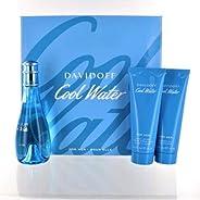 Davidoff Cool Water Woman Eau De Toilette Gift Set, 250 ml