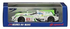 Spark - S3706 - Véhicule Miniature - Modèle À L'Échelle - Pescarolo 03 Judd - Le Mans 2012 - Echelle 1/43