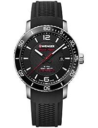 Wenger Unisex Erwachsene-Armbanduhr 01.1841.102