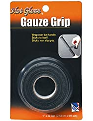 Unique Sports Athletic-baseball & Softball Gauze Grip Bat Tape Each Roll 2209