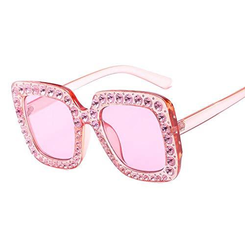 SENCILLO Damen Sonnenbrille Wayfarer Mirrored Metallrahmen 100% UV Schutz Driving Polarized Sunglasses (6)