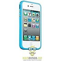 Apple iPhone 4 Bumper blau MC670ZM/A