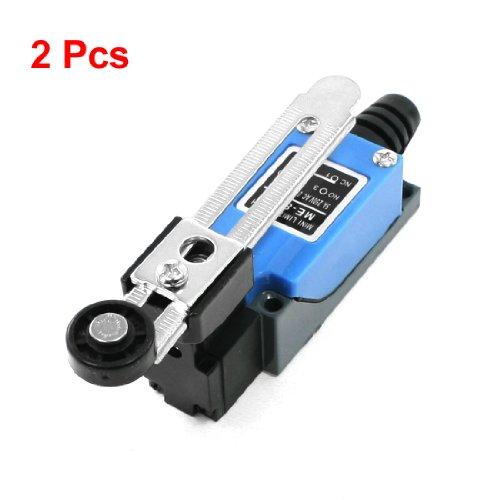 2Stück ME-8108Rotary Roller Lever Arm Endschalter für CNC Mühle Plasma (Endschalter)
