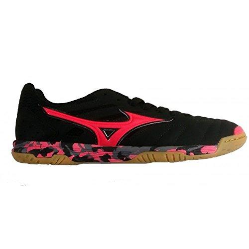 Chaussures indoor de Futsal MIZUNO salle Q1GA165261 Noir CLASSIC Noir