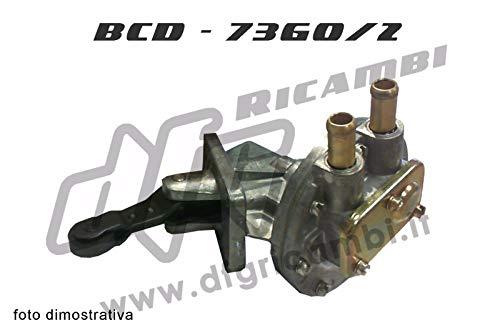 Pompe à vide (Commutateur de frein) BCD 7360/2