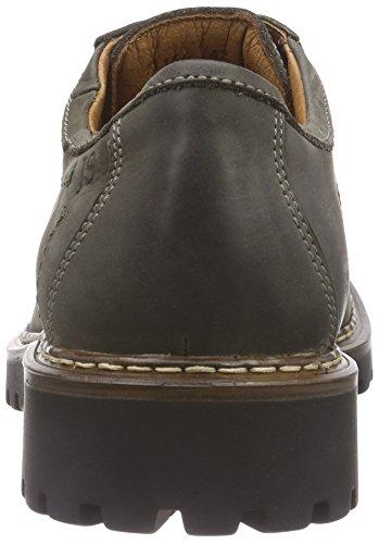 Josef Seibel Chance 13 Herren Sneakers Grau (564 vulcano/oliv)