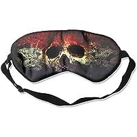Eye Mask Eyeshade Skull Roses Art Sleeping Mask Blindfold Eyepatch Adjustable Head Strap preisvergleich bei billige-tabletten.eu