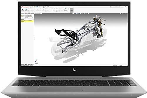 "HP ZBook 15v G5 Argento Workstation mobile 39,6 cm (15.6"") 1920 x 1080 Pixel 2,20 GHz Intel® CoreTM i7 di ottava generazione i7-8750H"
