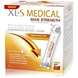 XLS Medical Max Sticks Complementos Alimenticios - 60 Unidades