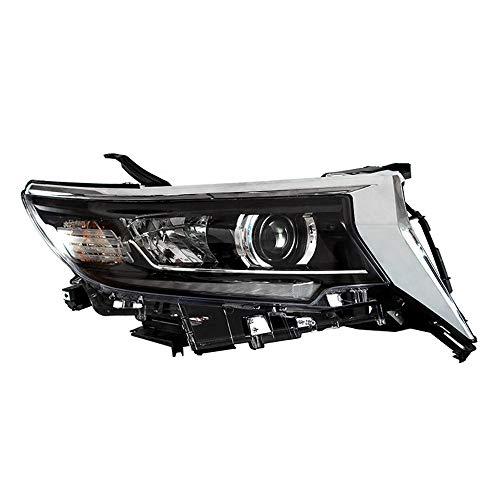 LED DRL Scheinwerfer Montage Toyota Prado 2018 2019 mit Frontgehäuse/Linse/Abdeckung links & rechts - Top Link Assembly
