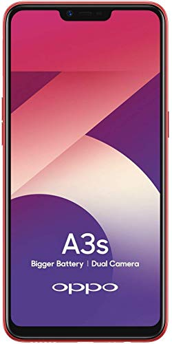 OPPO A3s (Red, 16GB) with Offers 1