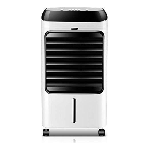 Raffreddatore D'aria A Risparmio Energetico, Ventola Del Climatizzatore Da Tavolo, Temporizzazione Di 7,5 Ore, Ventola Di Raffreddamento Portatile Meccanica, Silenziosa, A 3 Velocità, Singolo Condizio