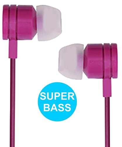 Jkobi Stylish Design Handsfree Earphones Compatible For Oppo R1 R829 -Purple  available at amazon for Rs.215