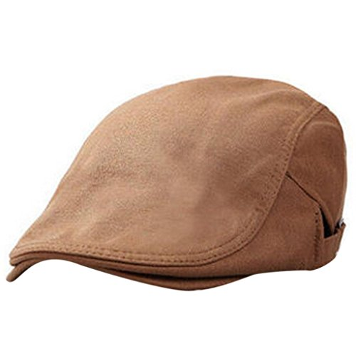 Hee Grand Homme Chapeau Coton Berets Casual Cafe