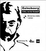 Gainsbourg : 5 bis rue de Verneuil (1 livre + 1CD audio)