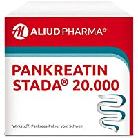 PANKREATIN STADA 20.000 magensaftres.Hartk.ALIUD 50 St Magensaftresistente Hartkapseln preisvergleich bei billige-tabletten.eu