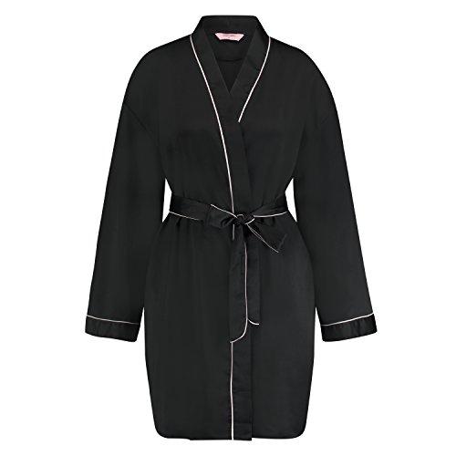 Hunkemöller Damen Kimono Satin XS/S